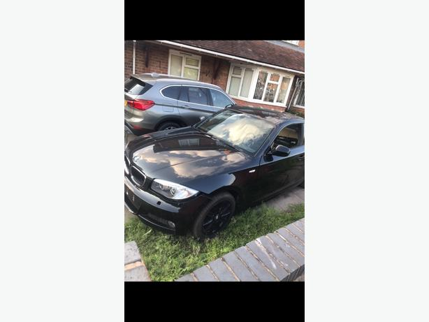 bmw 120d m sport coupe auto breaking
