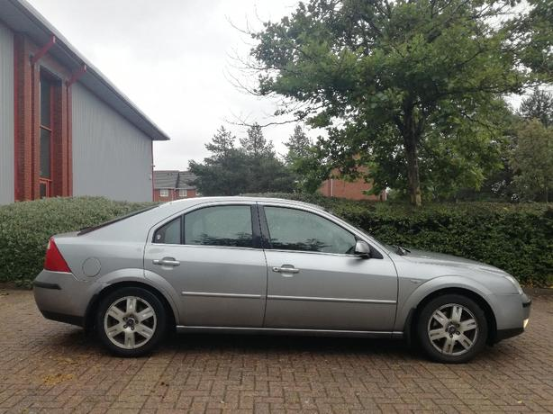 2004/54 FORD MONDEO 2.0 TDCI 5DR  MOT  DRIVES LOVELY