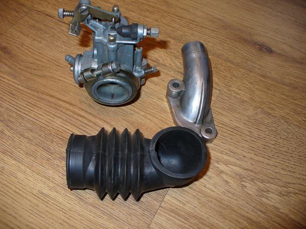 lambretta.vespa jetex 22m carb +inlet+hose