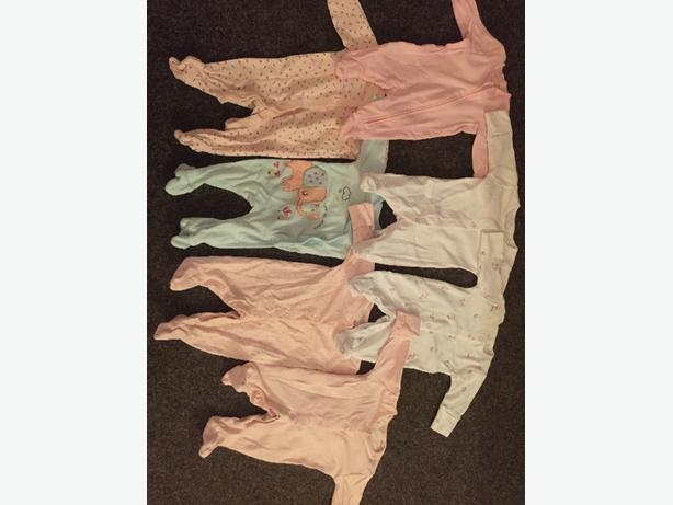7 Baby grows