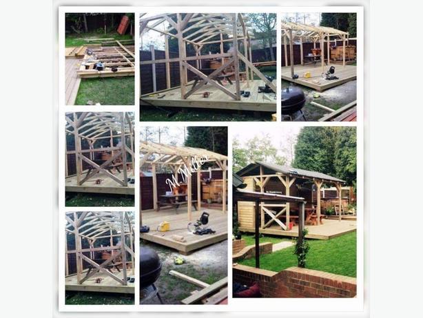 FOR TRADE: Home Repair, Handyman, Carpenter, Building service
