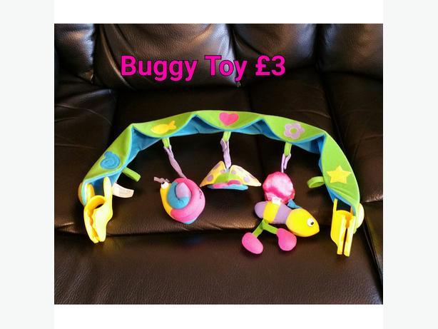 Baby Pram/Pushchair Toy