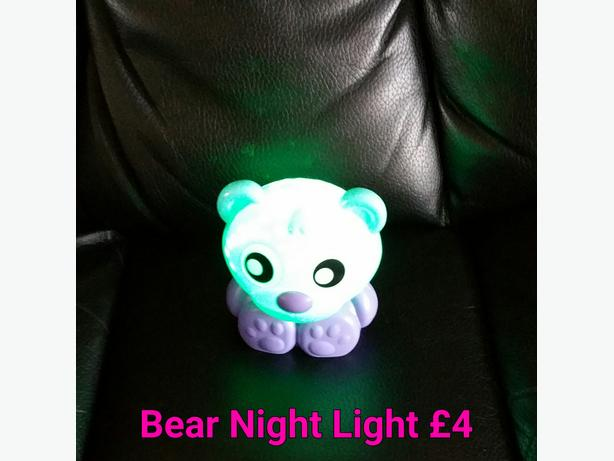 Playgro Goodnight Bear Nightlight And Projector