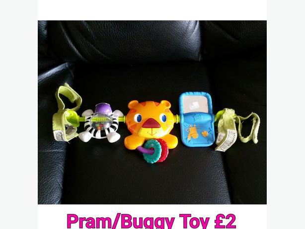 Pram/Buggy Toy Working