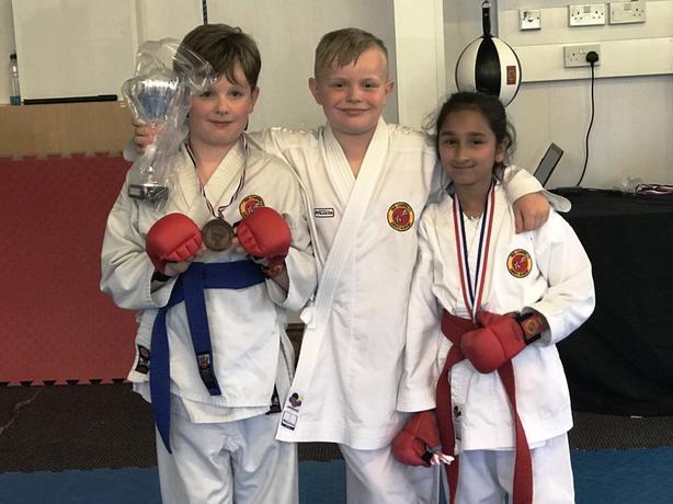 New members welcome - Karate Classes