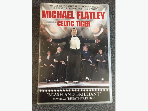 Celtic Tiger dvd