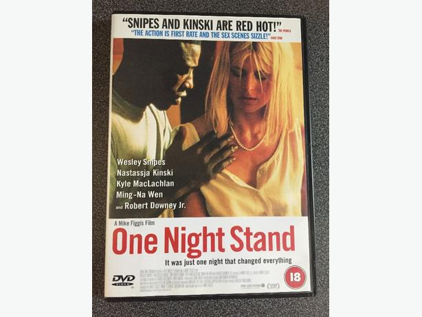 One Night Stand dvd