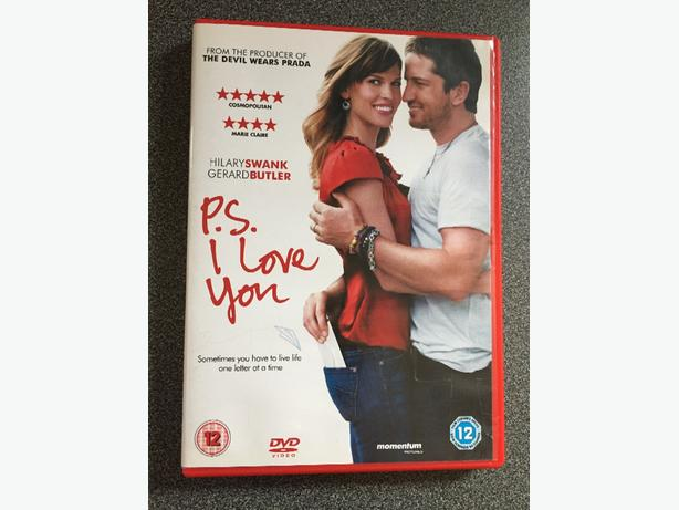 PS. I Love You dvd