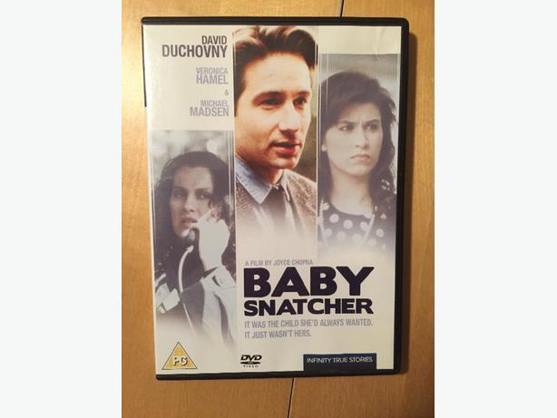 Baby Snatcher dvd