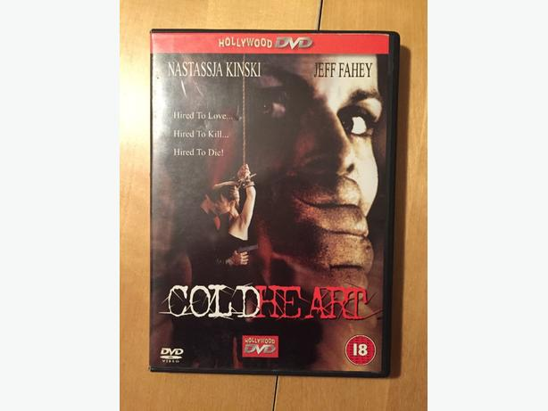 Cold Heart dvd