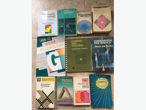 14 psychology and teaching education books