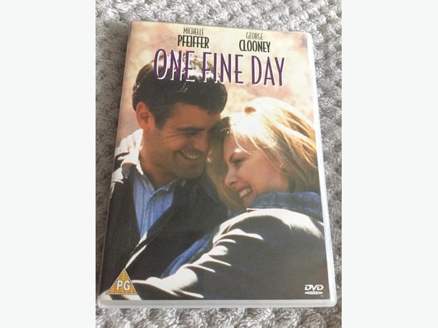 One Fine Day dvd