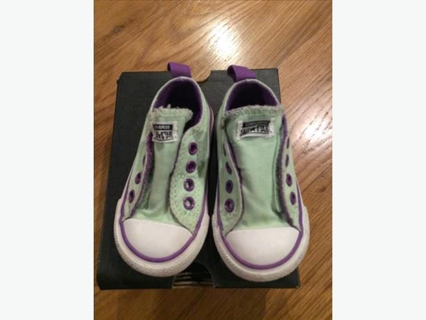 Converse All Stars in size infant 4