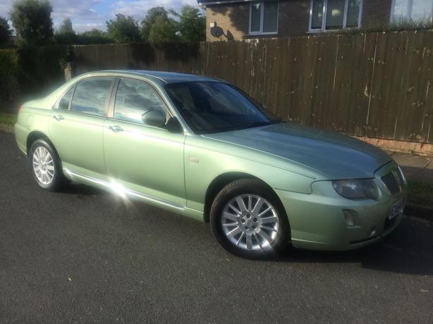 Rover 75  1.8T Contemporary Auto saloon with FSH & FULL MOT !!