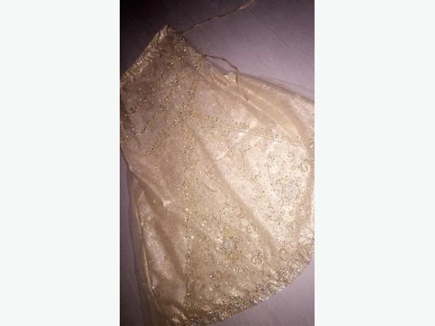 BRAND NEW GOLD LENGHA QUICK SALE