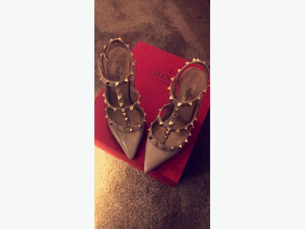VALENTINO designer heels