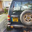 land rover td3