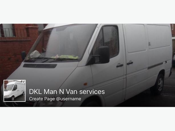 Dkl man n van  cheap n reliable  BASED NEAR IKEA