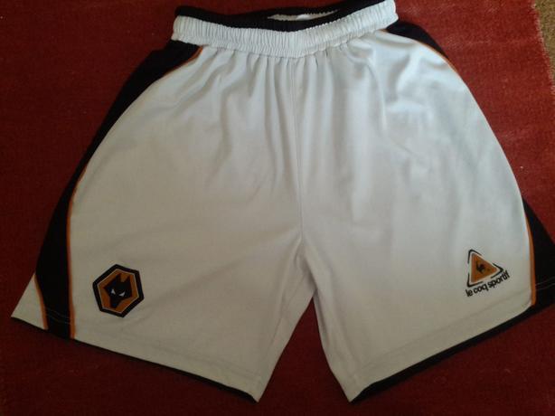 "Wolves FC Shorts - 28"" Waist"