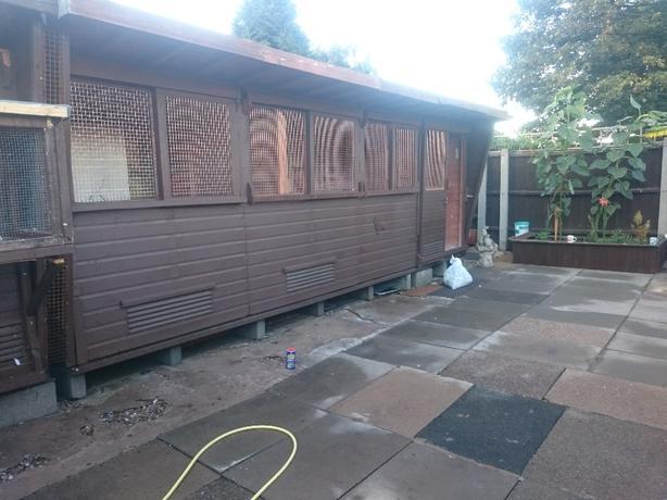  Log In needed £500 · 20x6 racing pigeon loft