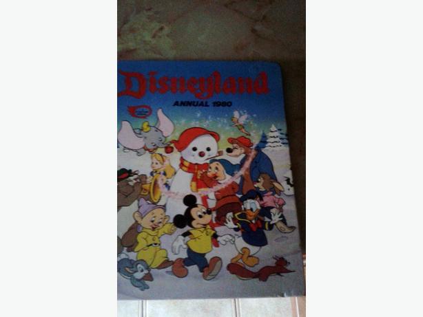 Disneyland 1980 Annual