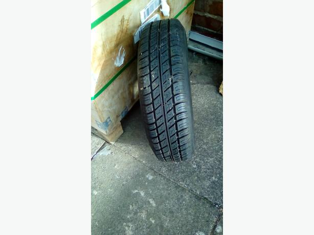 caravan wheel with new tyre 145 r12