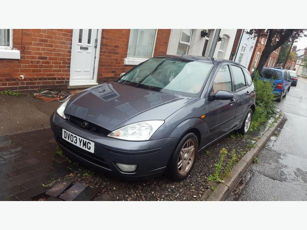 ford focus diesel 1.8 tdci good runner( spare & repaires)