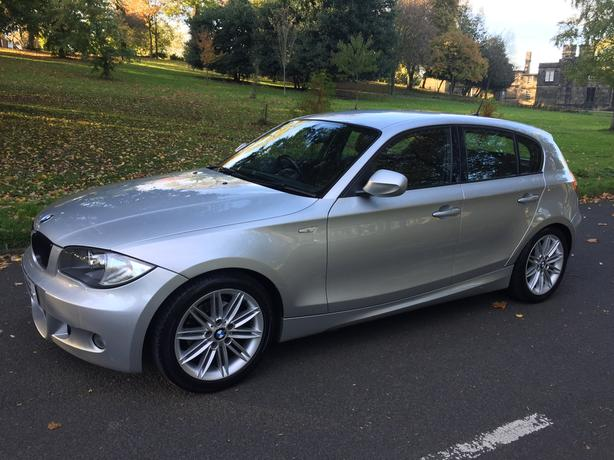 2011 BMW 1 SERIES 2.0 118D M SPORT *PART EXCHANGE AVAILABLE*