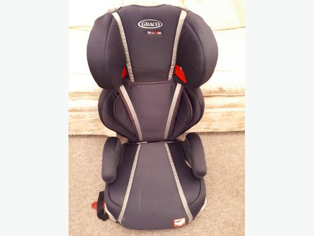 GRACO TRILOGIC BOOSTER CAR SEAT