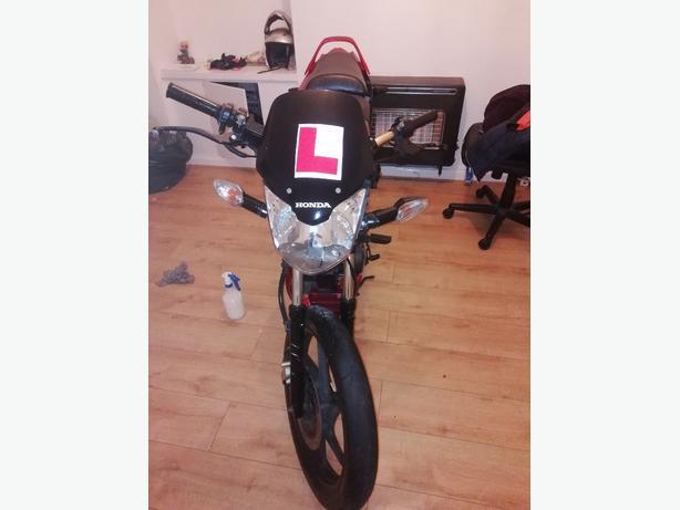honda cbf 125cc 125 bike