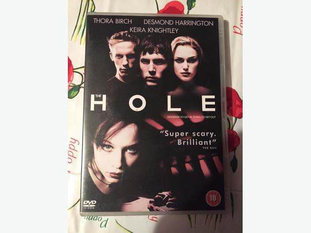 The Hole dvd