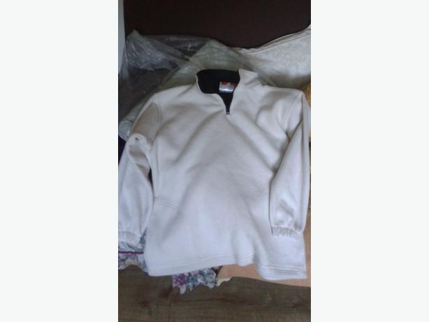 White Polarware Fleece age 12/13