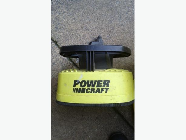 Power Craft Patio & wall cleaning head only