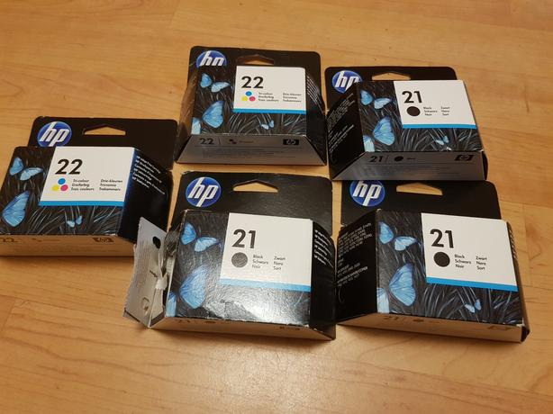 HP ink cartridges&brother