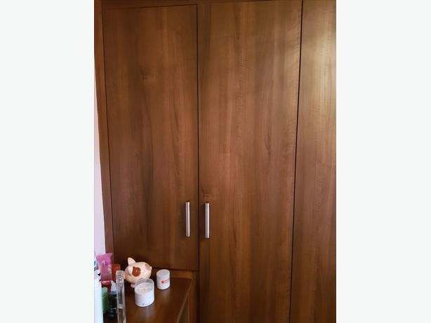 Walnut Wardrobe Doors
