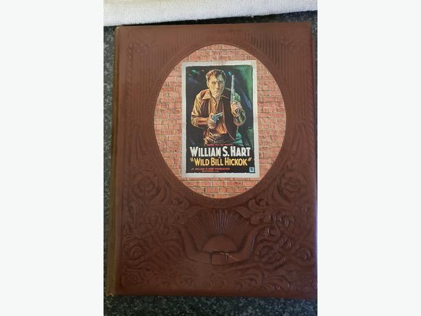 10 x Old west collectors books by