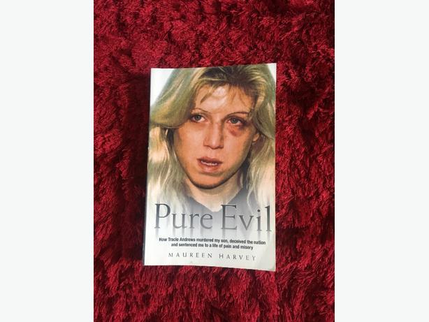 True Crime Book by