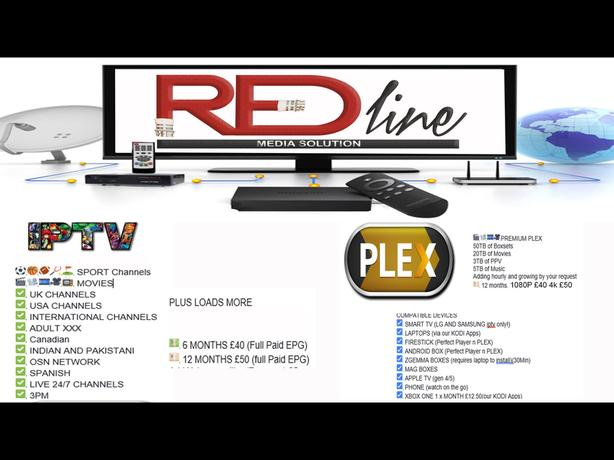 IPTV Sky 12 Month Subsciption £45 Coseley, Dudley
