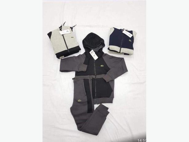 kids lacoste tracksuits