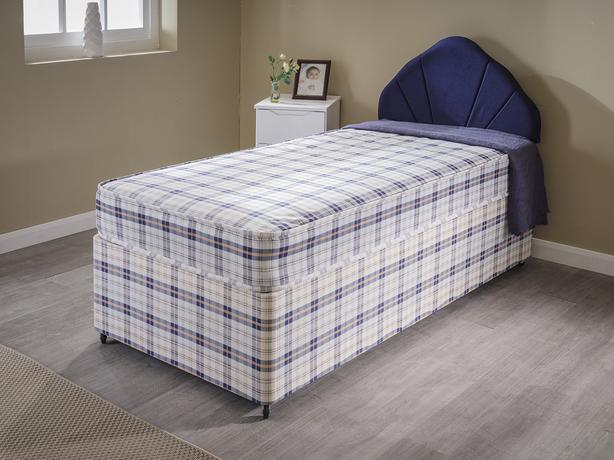 quality single brandnew divan bed £69