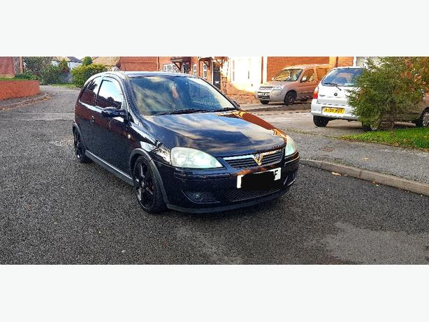 vauxhall corsa c 1.8 sri manual !!RARE!!!
