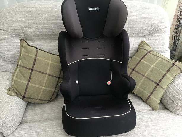 Kiddicare booster seat