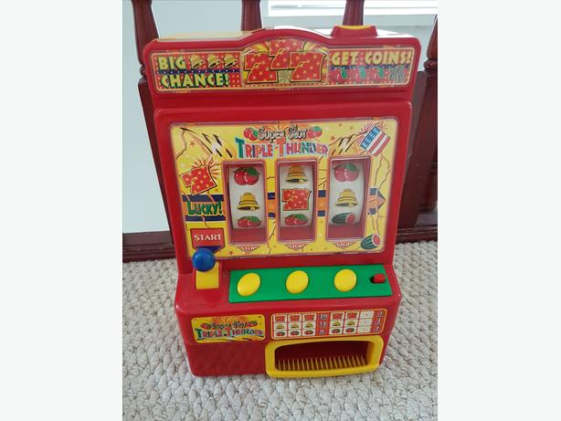 Slot Machine Toy