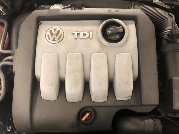 2007 Volkswagen VW Passat 1.9 Tdi BXE Complete Engine
