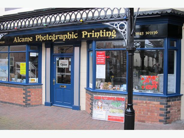 alcame photographic printing