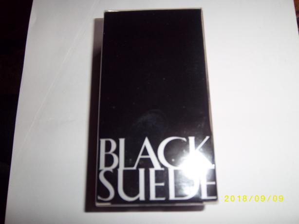 Black Suede Aftershave 75ml