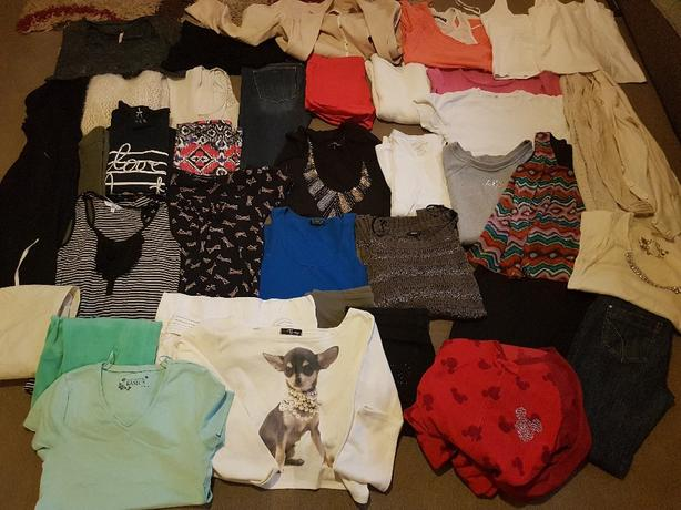 joblot womens clothes size 12 & 12-14
