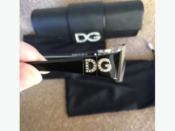 D&G glasses frames.