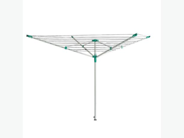 4 arm rotary airer 45m BRAND NEW