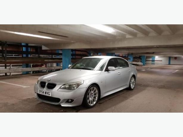 2005 BMW 525D M SPORT MANUAL